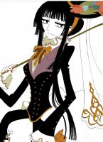 Your wish is granted by CLAMP-xxxholic