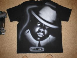 airbrushed NOTORIOUS BIG by NeoGzus