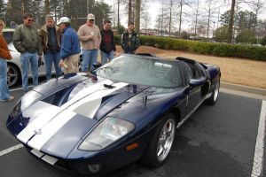 Ford GTX1 by short-shift90