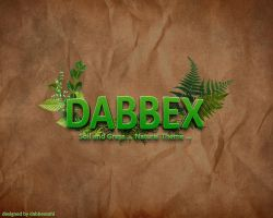 grass and plants text by dabbex30