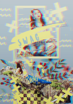 ::: Graphic ::: Swag by Pearl-Lixue