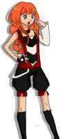 Vocaloid OC- Kay-T by Lady-of-Ratatosk