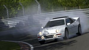 1984 Ford RS200 by jmig3