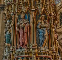 Statues by forgottenson1
