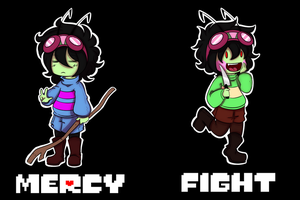 Undertale Kid... by ProjectHalfbreed