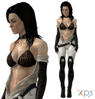 Miranda Romance Model for XPS by Just-Jasper