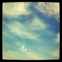 The Red Arrows Love You by Copper-Wire