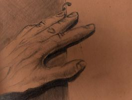 Another Hand Study by philippeL