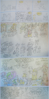 a bunch of friggin requests by AoiSora19S