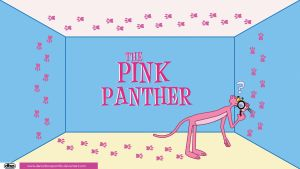The Pink Panther by danielboveportillo