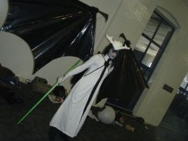 Ulquiorra Release - Wings Out by andycamcosplay