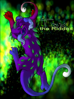 Tox The Riddex by Quaggy
