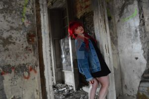 Fire Muse by KayleighBPhotography