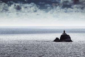 The lighthouse at the end of the world by DanielGliese