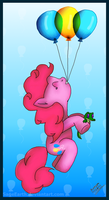 Pinkie Pie's Balloons by TierraVerde