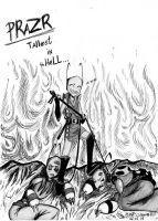 PRaZr: Tallest in Hell by SalmaRU