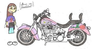 Motorcycle Design part two by Lily-Starlight