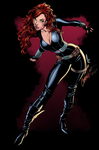Black Widow by J-Skipper