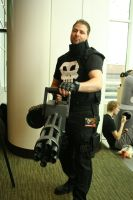 The Punisher 4 - ECCC 2012 by nwpark