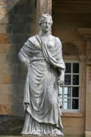 Country house statue 11 by Random-Acts-Stock