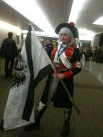 SakuraCon 2012: Prussia by Fainting-Ostrich