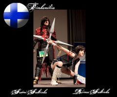 Equipo Finlandia wcs 2010 by alsquall