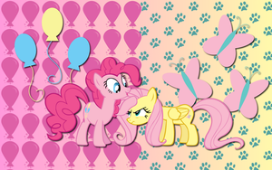 Pinkie Shy wallpaper by AliceHumanSacrifice0