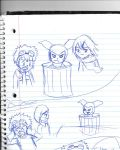 Anime Street gets through a Storm pt. 3-4 by Wordgirlserenity67
