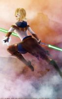 Jedi Consular by ProudPastry