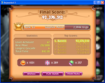Bejeweled 3 Classic 92 Million by LemGambino