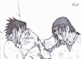 Uchiha Brotherhood by Ruledragon