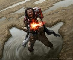 Baze Malbus II by R-Valle