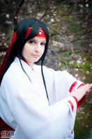 Tomoe by obliviousharuhi