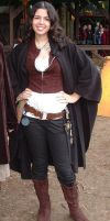 Ren Fair Outfit by moonlit0wolfess
