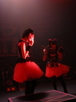 BABYMETAL 60 by iancinerate