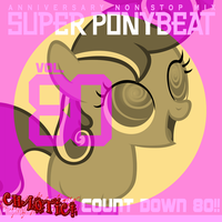 Super Ponybeat Vol. 080 Mock Cover by TheAuthorGl1m0