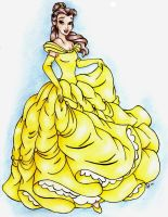 Belle by shay101