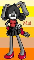 Mai....THE BUNNY by gamergrl