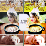 PSD PACK #O1 by Selenatorxoxo
