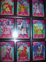 MLP Trading Card Collection 2 by MasteroftheContinuum