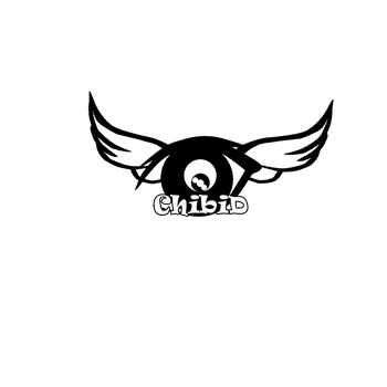ChibiD logo Watermark by MysticDragon900
