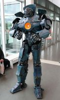 Gypsy Danger by KjerstenGallagher