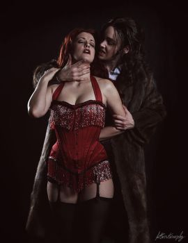 Jekyll and Hyde musical: Dangerous Game by essie-morbide
