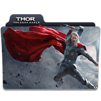 Thor folder icon by jithinjohny