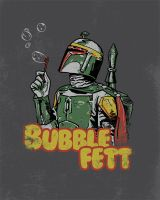 Bubble Fett by HillaryWhiteRabbit