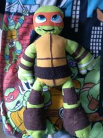 Mikey Plush by xXanimejunkyXx