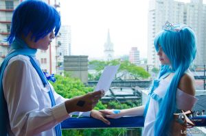 She charmed people - VOCALOID by miyuki-chan8D