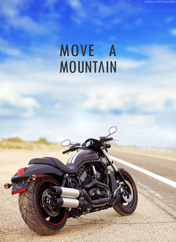 Move A Mountain cover #5 by ZainFenrir