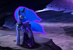 Shards of Darkness (Animated) by Rodrigues404
