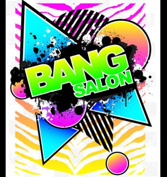 Bang Salon Shirt by paulhershey